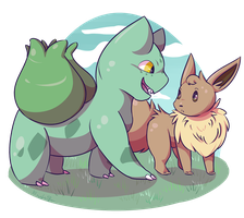 PKMNation: Hey, I gotta fun idea by Embirr