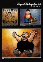 Pugad Baboy Series .: Tres by les-maine