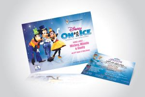 Disney Flyer by SNOBS