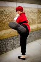 Martial Arts is his Life by NovemberCosplay