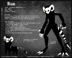 Rion Reference Sheet by pandalecko