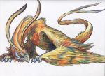 Phoenix Colored by jbrenthill