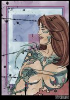 Witchblade Redux by CitizenWolfie