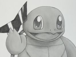 Squirtle Squirtle ! by Eli-riv