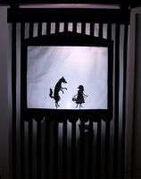 DIY Shadow Theater  2 by PaperTales