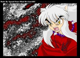 Inuyasha Vectored by Xpand-Your-Mind