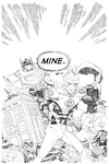 Larfleeze Owns You by thejeremydale