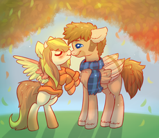 I can't help falling in love with you by pumkinroll