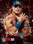 WWE 2k16 Poster by Phenomenon-Des