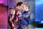 Hello--(SuperHusbands Commission) by MischievousMonster