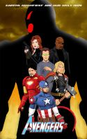 Avengers 2010 by Mista-M