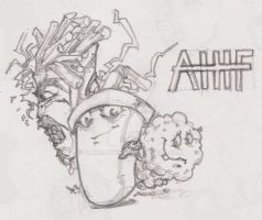 Aqua Teen Hunger Force by Danoartist