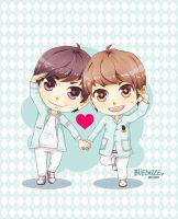 INFINITE MyungYeol : Man In Love Moment by bluezazzle