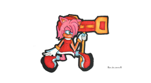 .:Amy:. by Ice-The-Hedgie