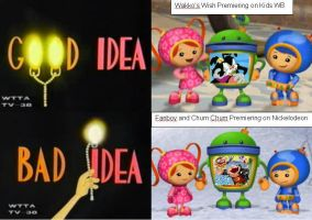 Umizoomi Good Idea, Bad Idea by NelvanaDzian