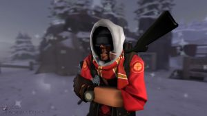 SFM Poster: The Cold Killer by PatrickJr