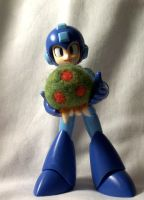 Needle Felting: Metroid by randomproxy