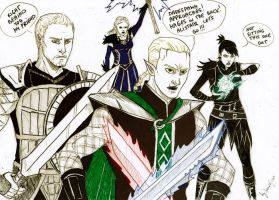team by Sanzo-Sinclaire