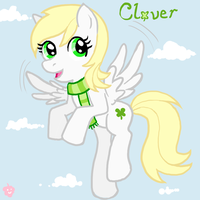 request: clover by sweet-pea-soup