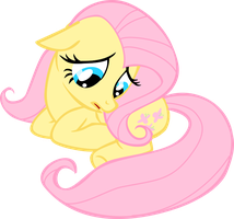 Sad Fluttershy by DaNoodleBox