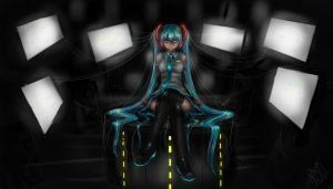Miku by icetree13