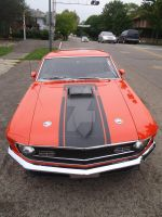 Ford Mustang Mach 1 by DracosStarlight