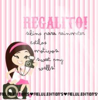 Regaliito C: {ZIP} by MeluuEditions