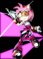Amy in riders outfit 2 by SMSSkullLeader