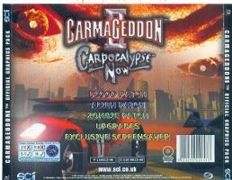 Carma 2 Graphics Pack - back by WarriorRazor