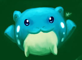Spheal by MusicalCombusken