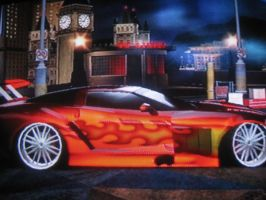 Pimped up corvette 2 by Draguto789