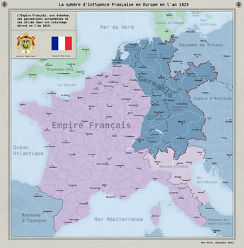 French Empire Napoleon wins by Arminius1871