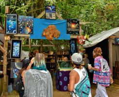 Art at the 2015 OCF 77 by DarrianAshoka