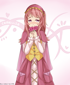 Camellia by emarex96