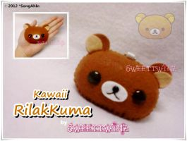 Kawaii RilakKuma by SongAhIn