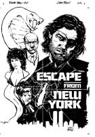 Escape from New York by thisismyboomstick