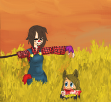 Scarecrow by ThePsychoSloth