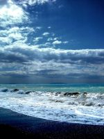 3.Waves under the storm. by 6eternity9