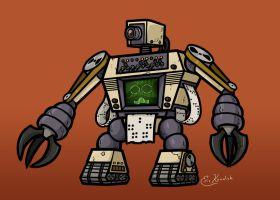 Arnim Zola by Monster-Man-08