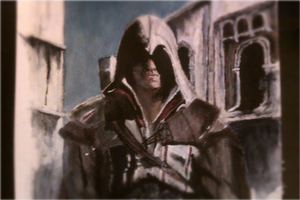 Ezio Auditore da Firenze by BloodGrin