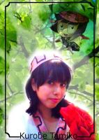 Damuko Cosplay by Hirokibell