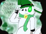 Happy St. Patrick's Day! by GameGirlAS9990
