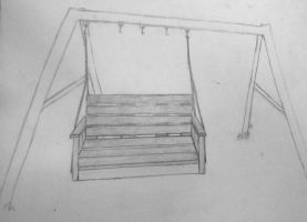 The Swing. by AlexBrit2013