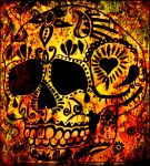 Candy Skull Redone by PatchesOBrien