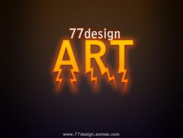 77Design Art by SpiderIV