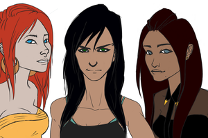 Line Up WIP 2 by Audrey-Taft