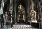 St Stephen's Cathedral, Vienna by Reborn5