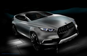 BMW X5 Concept by Jay Ho Dac by keegancheok