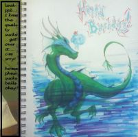 Happy birthday Dragonmarkaleb by XD-eviltoast-XD