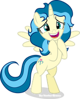 Excited Tina by Vector-Brony